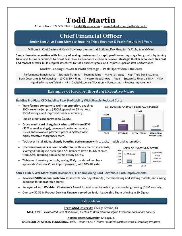 Award_Winning_CFO_Sample_Resume