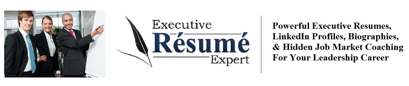 Executive Resume Expert